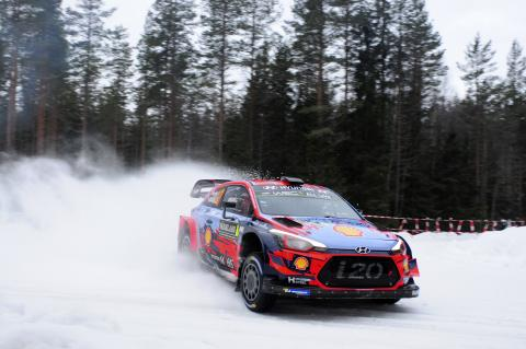 Rally Sweden passes FIA inspection