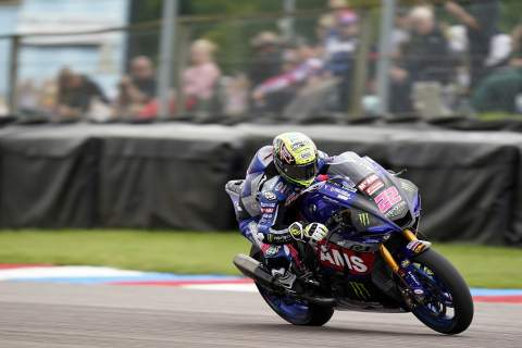O'Halloran carrying 'huge amount of confidence' into Donington Park