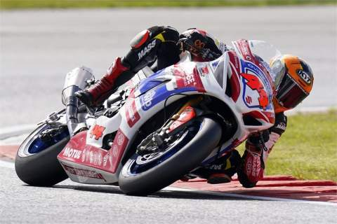 BSB Silverstone - Free Practice Results (1)