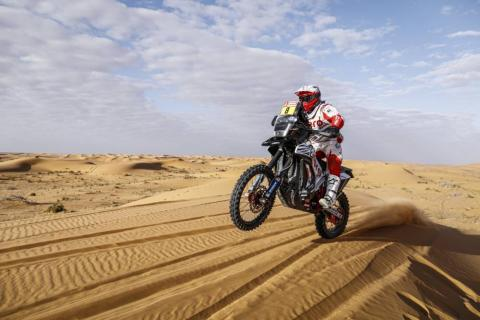 Goncalves has died competing at Dakar Rally