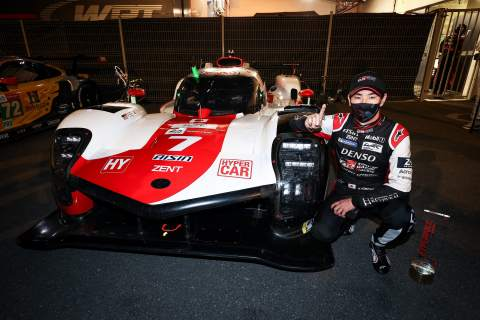 2021 Le Mans 24 Hours | Kobayashi pips Hartley as Toyota unleashes pace