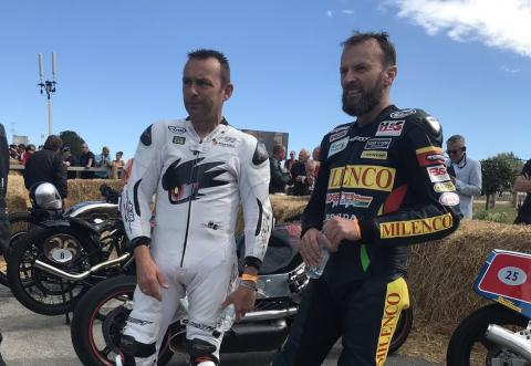 BSB and TT legend Plater suffers fractured vertebrae in enduro off
