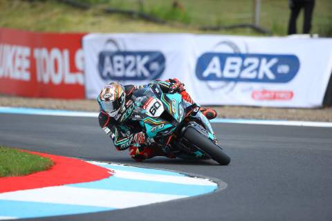 British Superbike, Cadwell Park - Race Results (1)