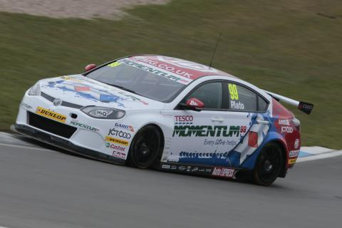 Jason Plato (GBR) MG KX Momentum Racing MG6