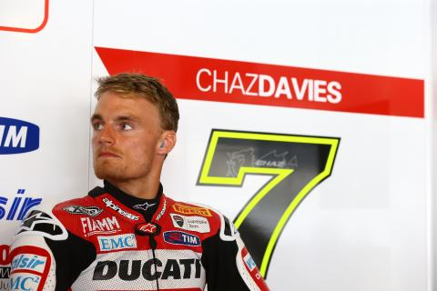 Chaz Davies: The long road to success