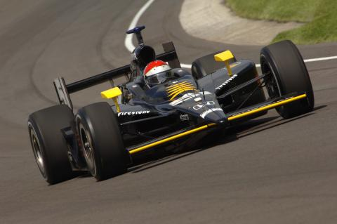 Indy 500 May 28, 2006. Indianapolis, In. Eddie Cheever Jr.