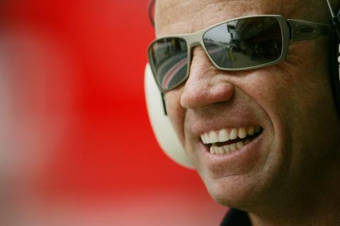 Mamola: If this is heaven, it's a great place...