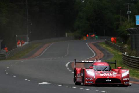 Max Yamabiko: The enigma of Nissan's Le Mans contender