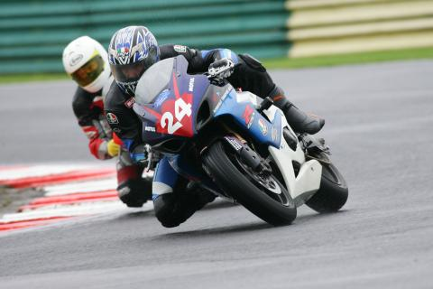 The road to Superbike.