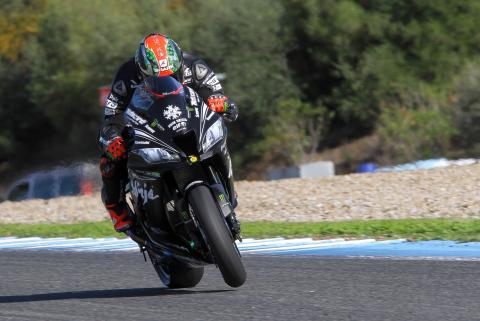 EXCLUSIVE: Tom Sykes - Interview