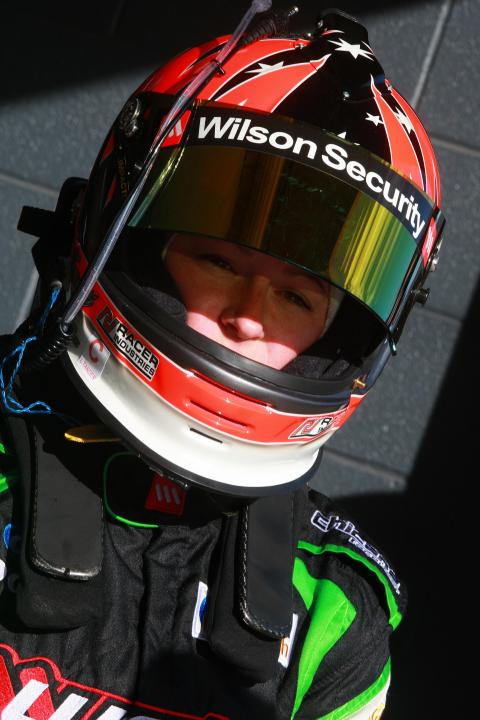 Leanne Tander (Aus) Wilson Security Racing PCR  Ford  Races 17 & 18 V8 Supercars L & H 500  Phil
