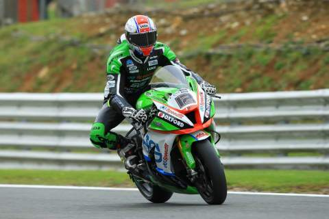 Mossey reunited with Bournemouth Kawasaki for 2021 National Superstock season