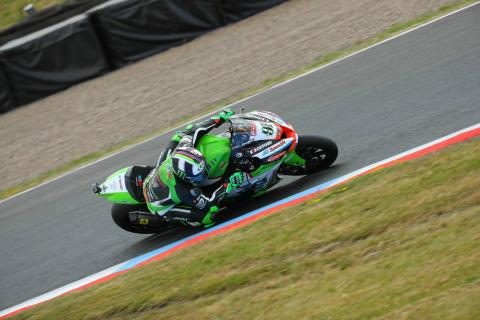 Haslam targets Kawasaki catch-up at 'important' Brands Hatch