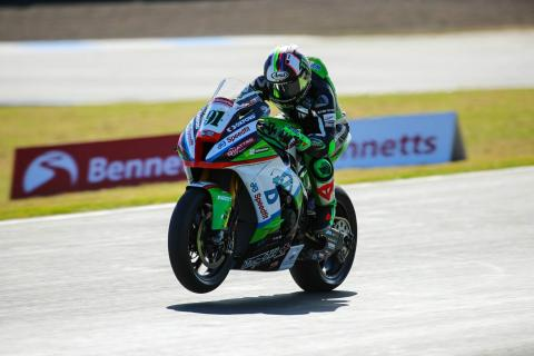 Haslam sees off Ray to book BSB Showdown spot