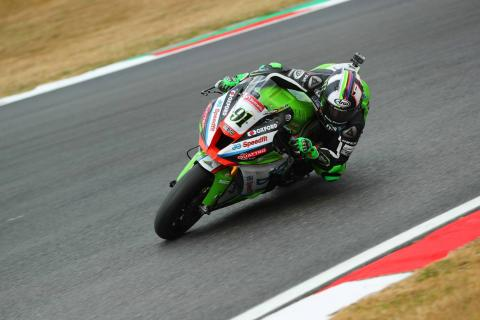 Haslam: I want Cadwell Park record back