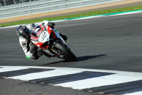 Moto Rapido Ducati retains Bridewell, Oxford Products as title sponsor