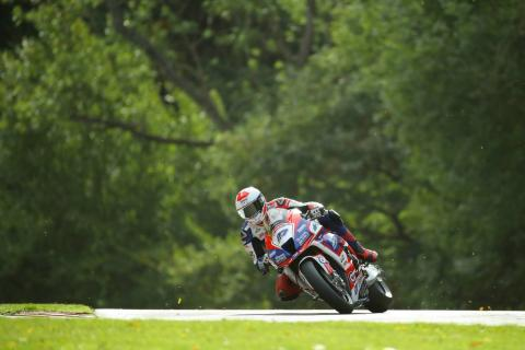 Dixon ups BSB title challenge with pole position