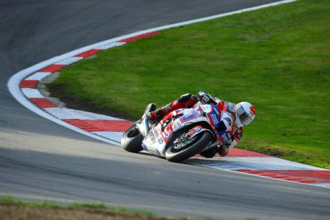 Dixon pays tribute to BSB champion Haslam