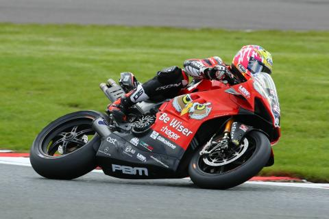 Brookes fends off Bridewell for first Ducati win