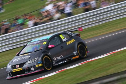 Lloyd takes flawless maiden BTCC victory