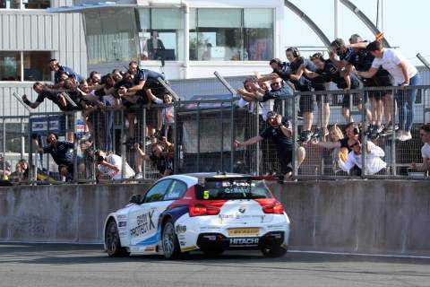 Collard revels in 'massively important' Oulton win