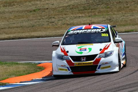 Simpson splits with Eurotech Racing