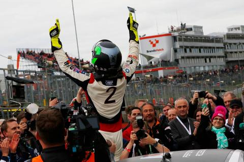 Turkington describes third title as 'most special'