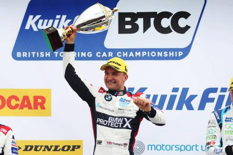 Turkington enjoying 'more of a connection' with 3 Series