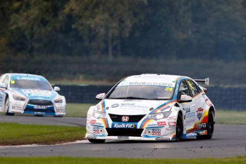 iJake Hill (GBR) - MB Motorsport Honda Civic Type R