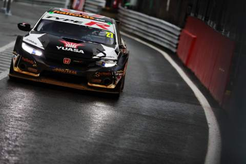 Cammish 'really proud' to end 2020 BTCC as top FWD runner