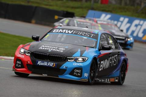 Turkington penalised for race two yellow flag infringement