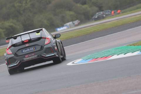 iJosh Cook (GBR) - BTC Racing Honda Civic Type R