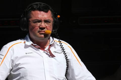 Boullier brushes off McLaren F1 future speculation