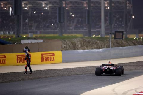 """Red Bull frustrated with Ricciardo DNF """"beyond our control"""""""