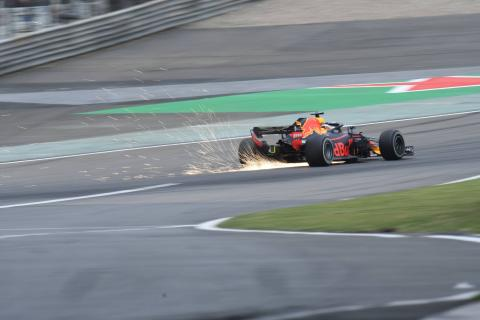 F1 Chinese GP - Free Practice 3 Results