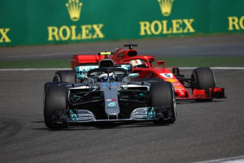 Mercedes: Intensity of 2018 F1 title fight much greater than 2017