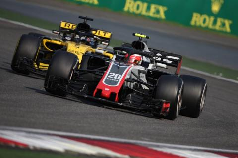 Steiner: Continuity bringing out the best in Magnussen