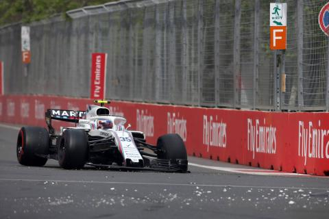 Williams calls for reviews into Baku F1 incidents