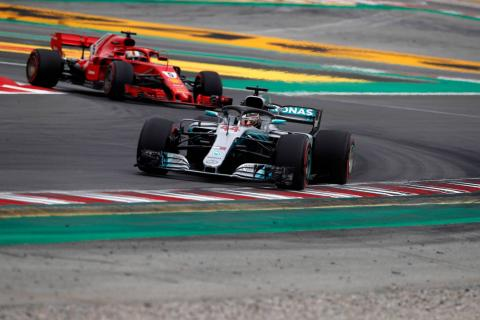 Spanish Grand Prix - Qualifying results