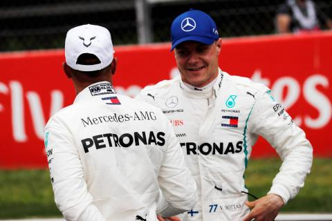 Bottas: Spain front-row lockout a 'perfect' result for Mercedes
