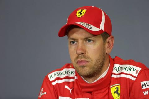 Vettel claims F1 drivers are manipulating VSC