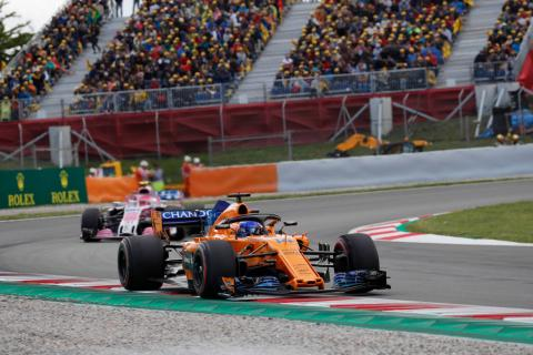 """Alonso thought points would be """"impossible"""""""