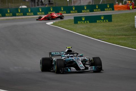 Bottas doubted Mercedes strategy was possible