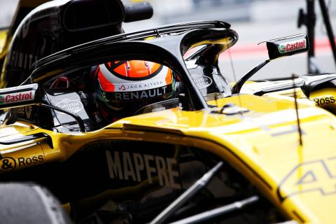 Renault targetsjunior driver for F1 race seat by 2021