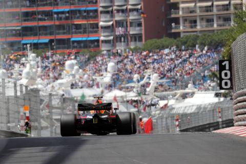 Monaco Grand Prix - Race Results