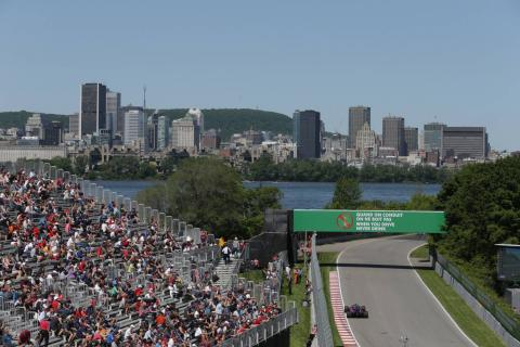 F1 Canadian GP - Free Practice 2 Results