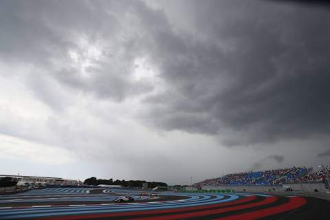 F1 Qualifying Analysis: Is a storm a comin' at Paul Ricard?
