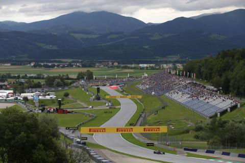 F1 Austrian GP - Free Practice 2 Results