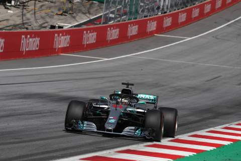 """Mercedes team defends F1 strategist after """"most painful day"""""""