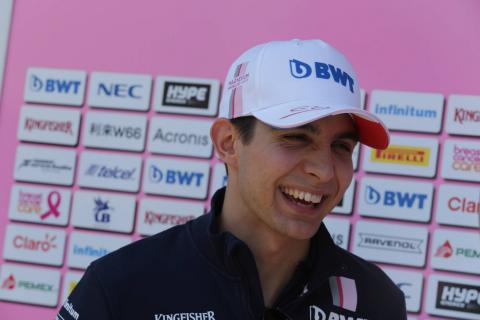 "Esteban Ocon Q&A: ""If people speak about you, it's always great!"""